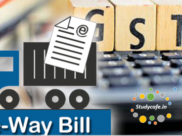 Mistake in entering distance in E-way bill is a minor typographic error