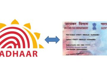 CBDT Notifies Rule that PAN to be made inoperative if not linked to Aadhaar