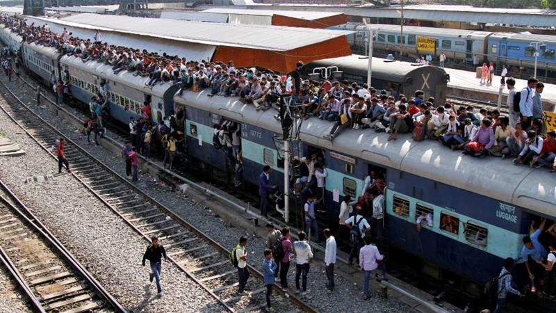 COVID-19 Impact: Indian Railways cancels all passenger trains till 31st March