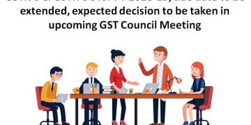 GSTR-9 & GSTR-9C for FY 2018-19, due date to be extended