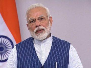 PM Narendra Modi Appeal to Contribute in PM CARES fund to fight Coronavirus
