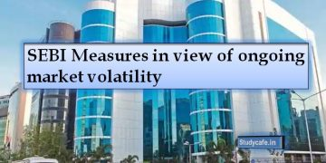 SEBI Measures in view of ongoing market volatility