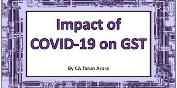 Remuneration paid to directors attracts GST & COVID-19 GST Impact