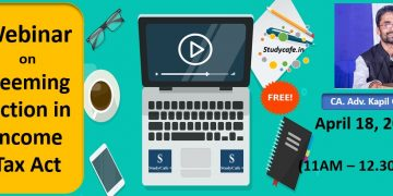 Webinar on Deeming Fiction in Income Tax Act