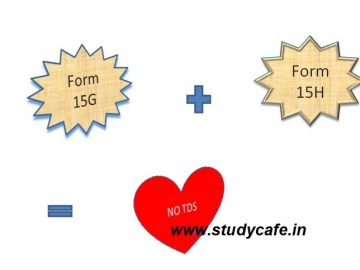 Validity of Forms 15G and 15H of FY 2019-20 extended due to COVID-19