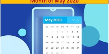 Corporate Compliance Calendar for the Month of May 2020
