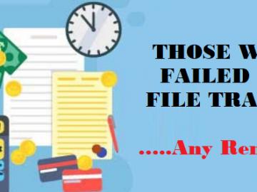 Failed to file TRANS-1
