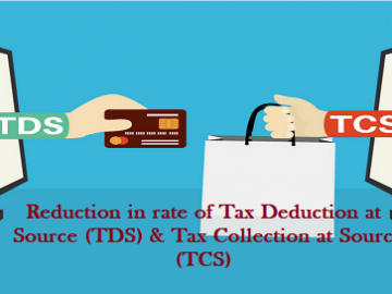 TDS & TCS Rate Chart applicable from 14th May 2020