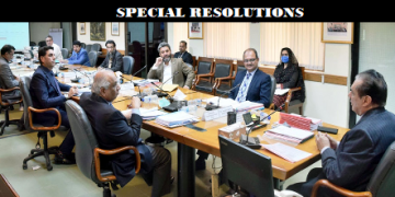 AGM RESOLUTIONS DRAFTS – ORDINARY & SPECIAL RESOLUTIONS