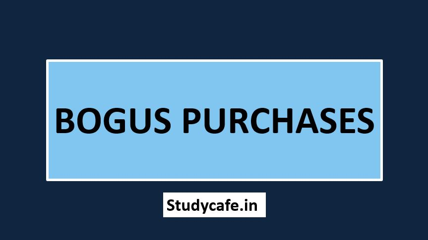 Bogus purchases: Addition should be limited to difference b/w GP on normal purchase & bogus purchases