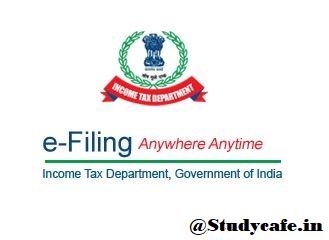ITR-3 Available at Income Tax Portal