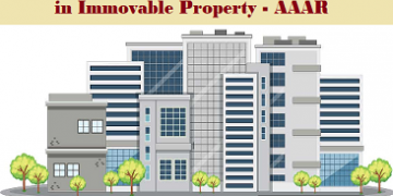 GST @18% on Renting of Commercial Space in Immovable Property - AAAR