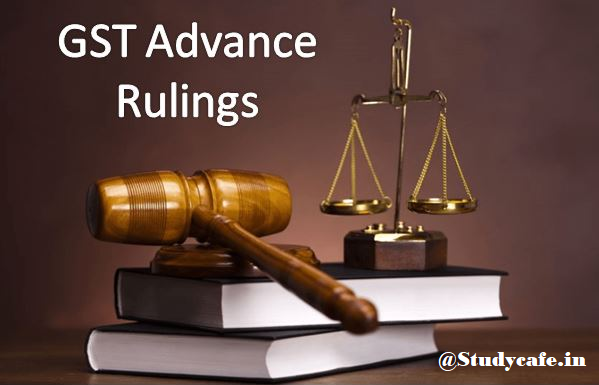 GST – Work Contracts applicable to Immovable Property where Goods & Services are not distinct