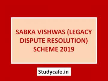 Sabka Vishwas Scheme 2019 must be interpreted liberally: Delhi HC