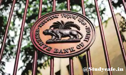 LFAR norms revised by RBI applicable from F.Y 2020-21