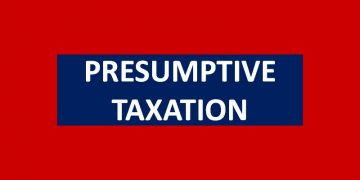 Turnover for presumptive Taxation U/S 44AD with or without GST?