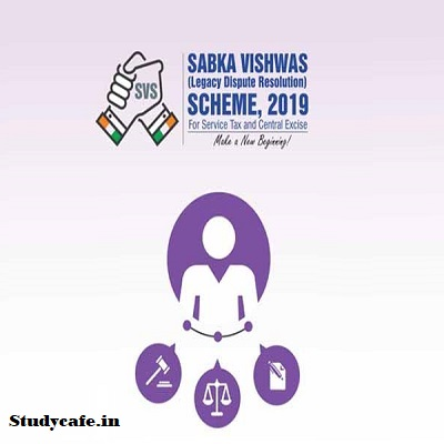 Last date for filing applications under SVLDRS extended to 31st December 2020 for UT of J&K and Ladakh