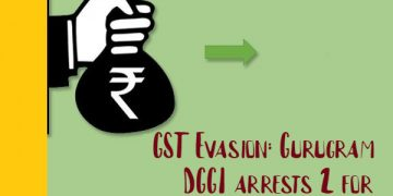2 arrested for input tax credit fraud of Rs 25 crore in Gurugram