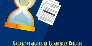 GSTR-3B Quarterly Return filing & Monthly Payment of Taxes Scheme