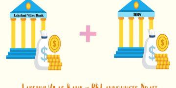 Lakshmi Vilas Bank - RBI announces Draft Scheme of Amalgamation