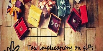 Tax implications on gifts received at the occassion of Diwali
