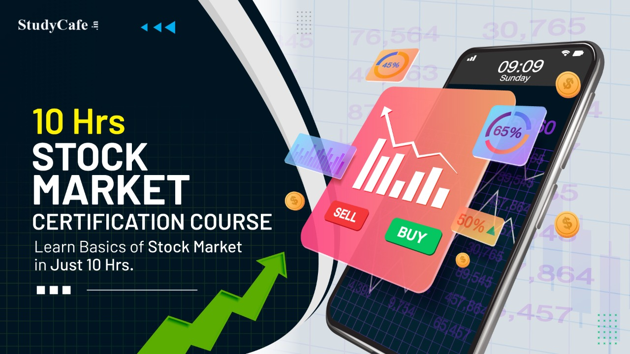 Stock Market Certification Course by Studycafe