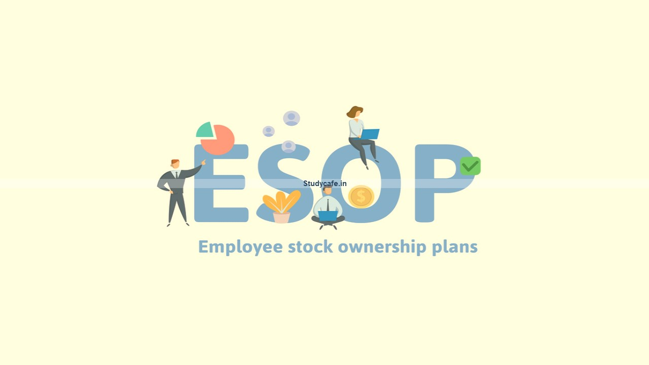 Not ordinarily resident Employee, ESOPS of Indian Co. Taxable in India