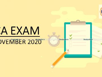 ICAI CA Nov Exams 2020 results to be announced on February 2021