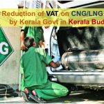 Reduction of VAT on CNG/LNG proposed by Kerala Govt in Kerala Budget 2021