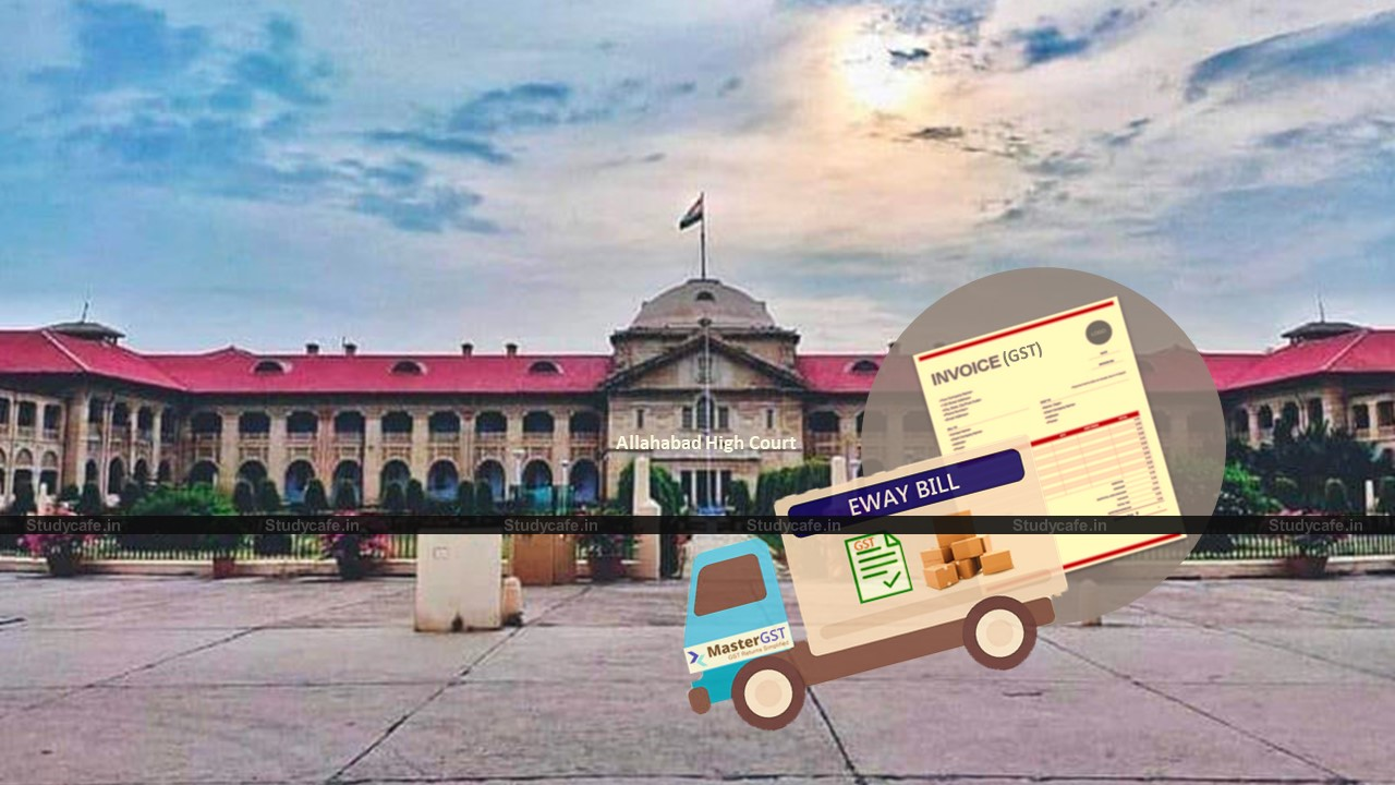 Tax demand order alleging e-way bill reuse quashed by HC and termed it as perverse and erroneous