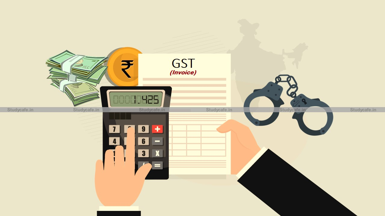 GST Evasion : DGGI Gurugram arrests man for ITC fraud of more than Rs 43 crore