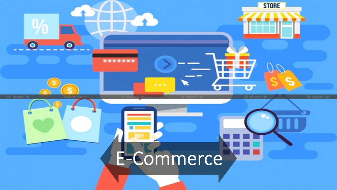 ICAI Guidance note on accounting by E-Commerce entities