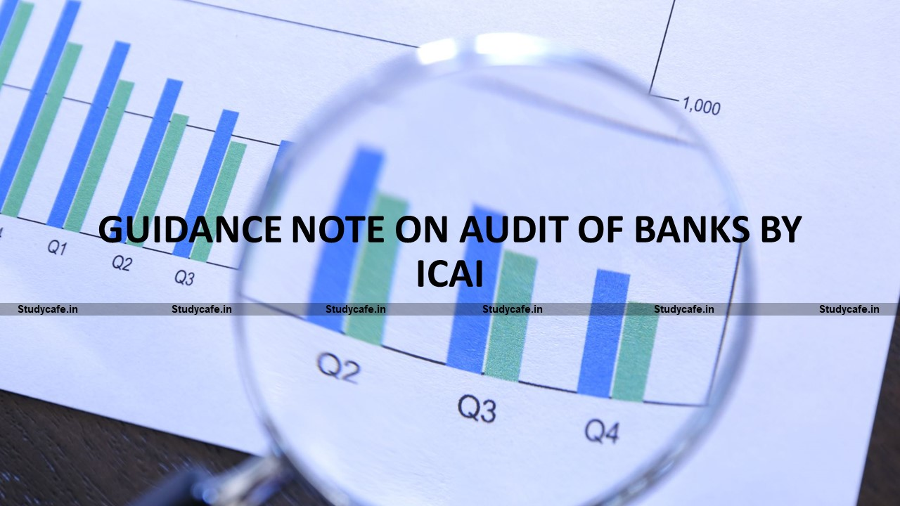 Guidance Note on Audit of Banks by ICAI