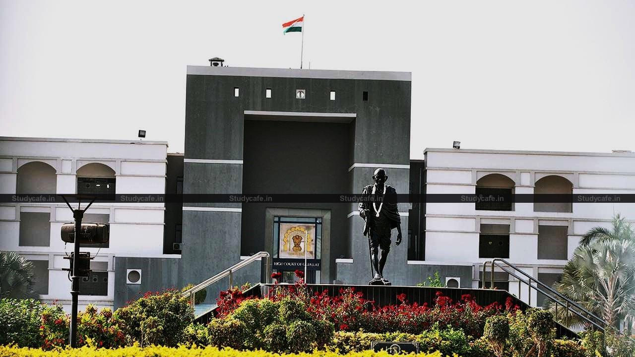 Gujarat HC on GST Registration blocked on account of cancellation of VAT registration