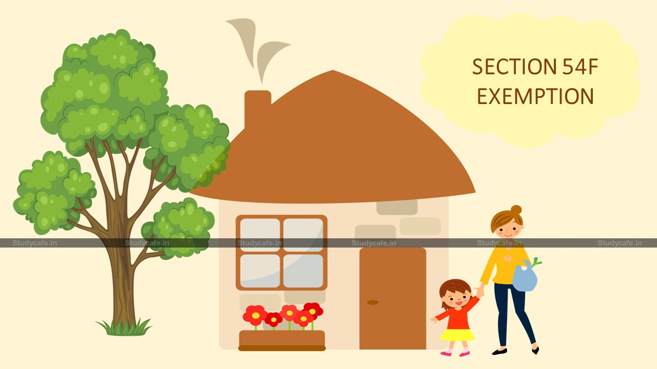House Purchased in the name of Daughter eligible for Exemption under Section 54F
