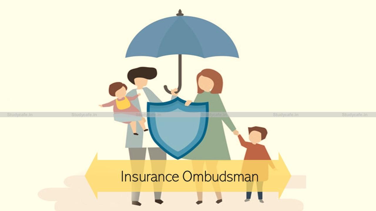 Insurance Ombudsman (Amendment) Rules, 2021