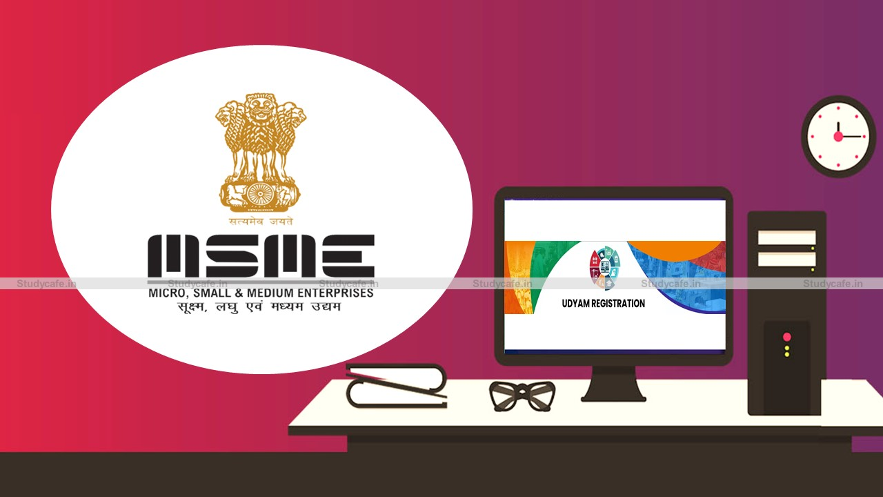MSME Udyam Registration is not bound to need GST Number