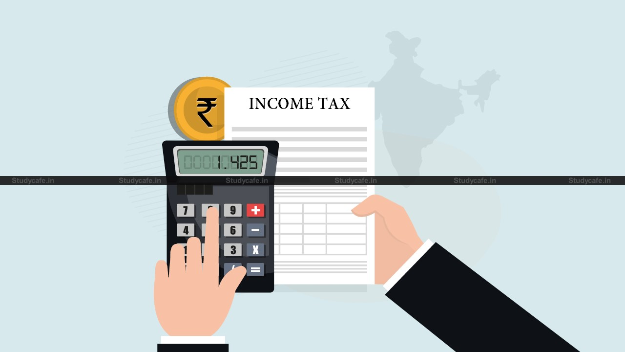 Changes of income tax which have become effective from 1st April 2021