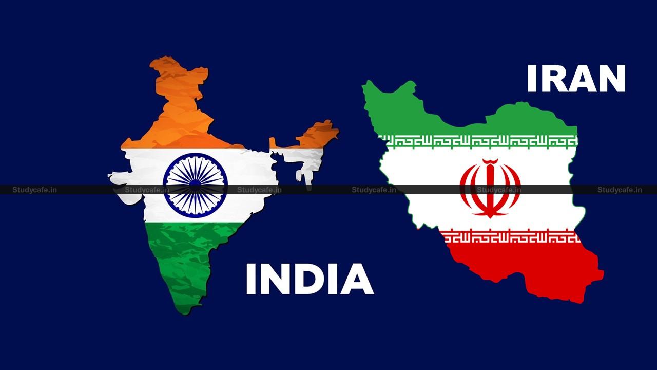 DTAA between India Iran notified by CBDT