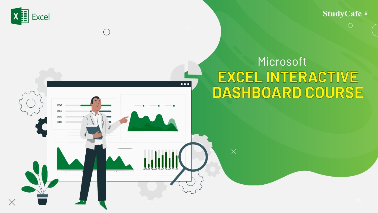 Excel Interactive Dashboards and Data Analysis Certification Course