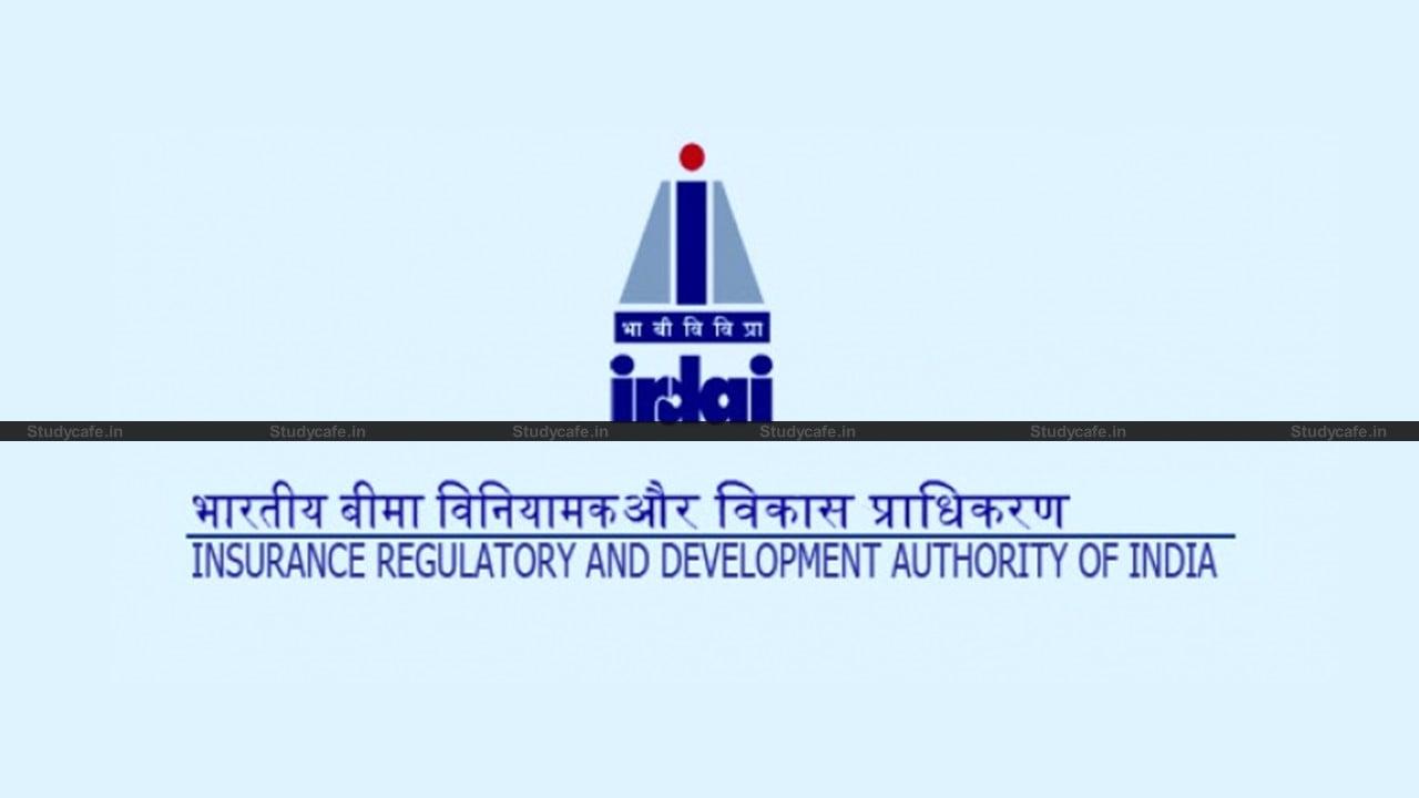 IRDAI providing cashless facility for treatment of Covid-19