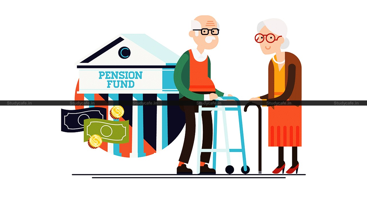 NPS Rules notified by Department of Pension and Pensioners Welfare
