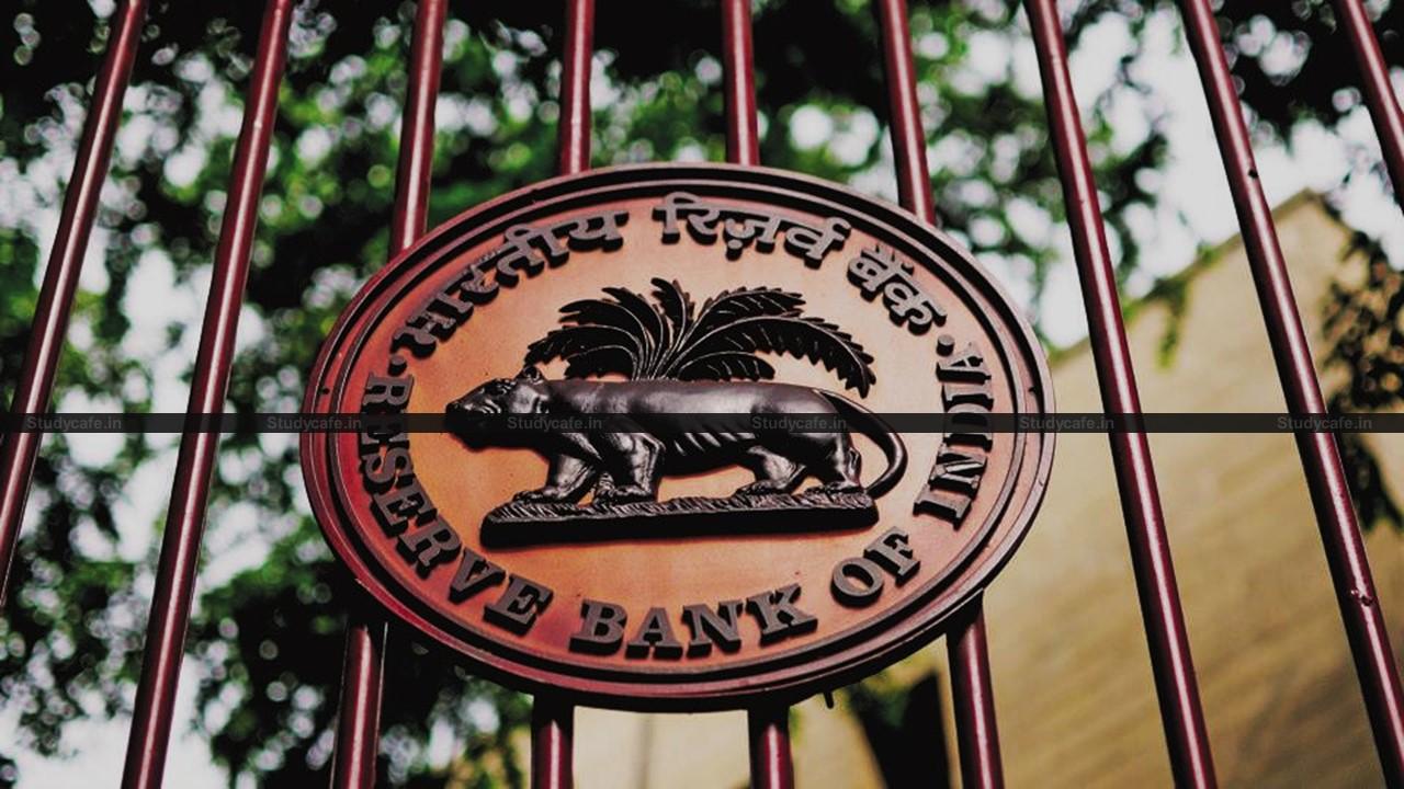 RBI Master Circular on SHG-Bank Linkage Programme