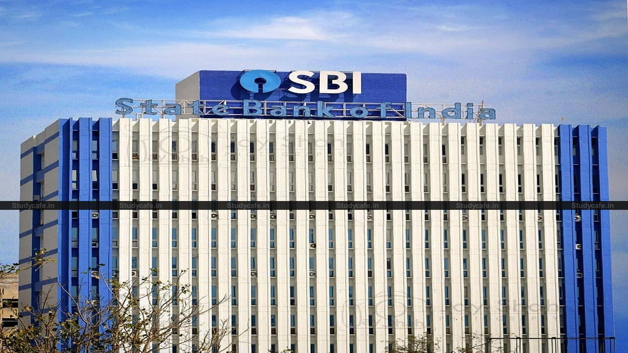 SBI invites online job application for CA/CMAs