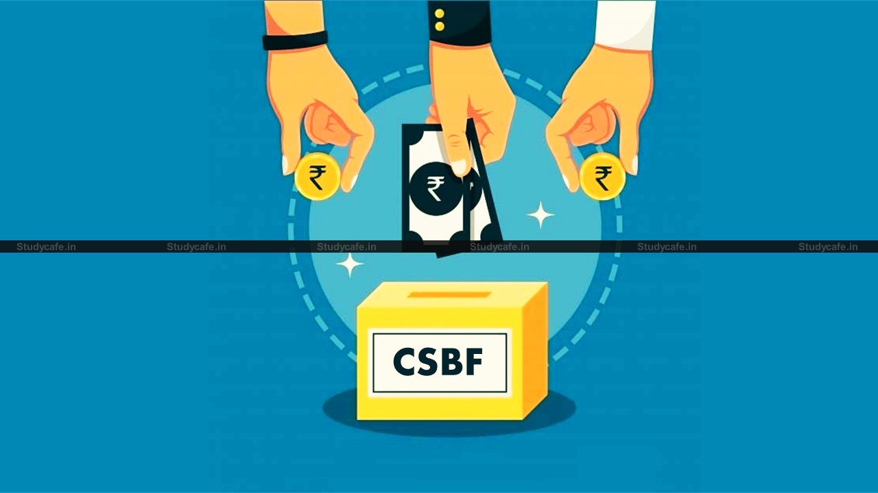 Increase in medical reimbursement limit from CSBF due to Covid-19 pandemic