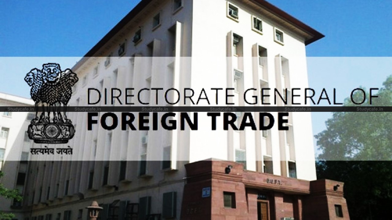 DGFT Import-Exporter Code Services affected due to non-availability of PAN Validation Services