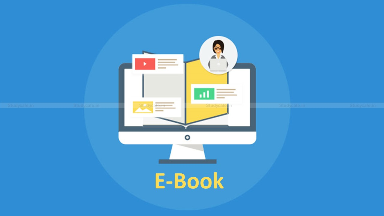 How to access the E-Book module of MCA