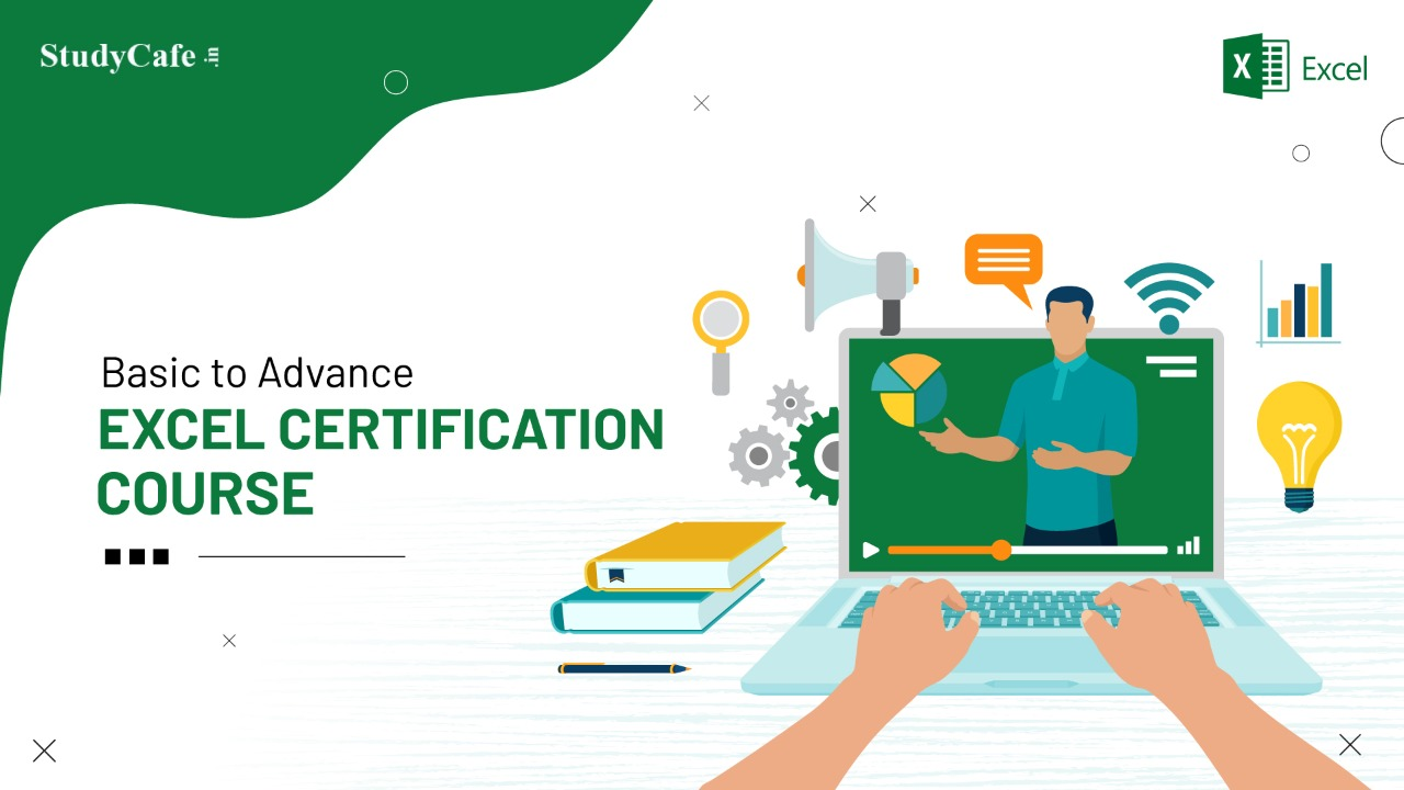 Microsoft Excel Basic to Advance Certificate Course