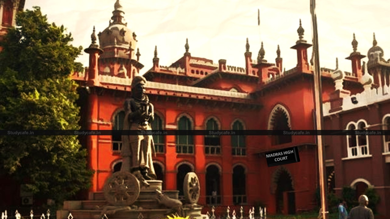 GST leviable on license fees received from contractors for vehicle parking on land belonging to Southern Railways – Madras HC