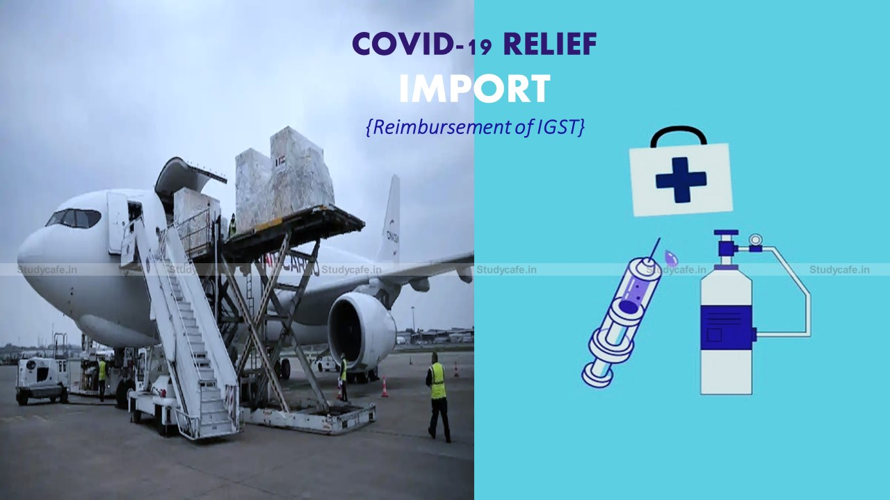 Government of Gujarat has decided to incentivise procurement of COVID-19 relief materials